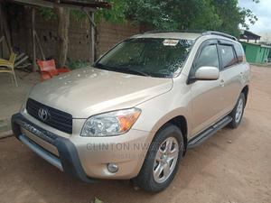 Toyota RAV4 2007 Gold | Cars for sale in Abuja (FCT) State, Kubwa