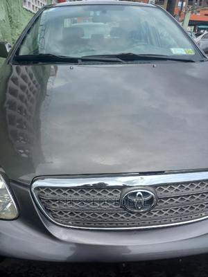Toyota Corolla 2005 1.4 D-4d Automatic Gray | Cars for sale in Lagos State, Ifako-Ijaiye