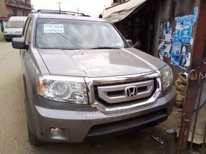 Honda Pilot 2010 Gray | Cars for sale in Lagos State, Ejigbo