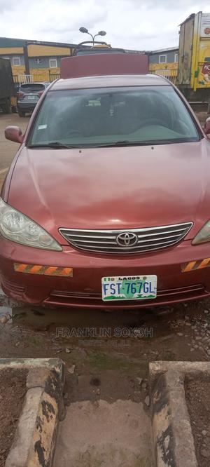 Toyota Camry 2006 Red | Cars for sale in Ogun State, Ado-Odo/Ota