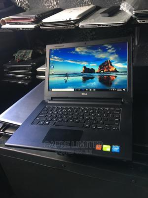 Laptop Dell Inspiron 14 4GB Intel HDD 500GB   Laptops & Computers for sale in Lagos State, Mushin