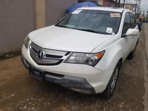 Acura MDX 2010 White | Cars for sale in Lagos State, Ikeja