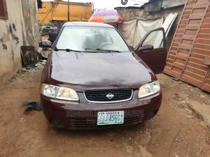 Nissan Sentra 2001 GXE Brown | Cars for sale in Lagos State, Agege