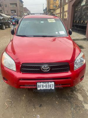 Toyota RAV4 2008 Red | Cars for sale in Lagos State, Ikoyi