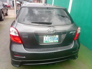 Toyota Matrix 2010 Gray | Cars for sale in Lagos State, Ifako-Ijaiye