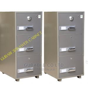 Gubabi Fireproof Safe 3drawer Cabinet   Safetywear & Equipment for sale in Lagos State, Ojo