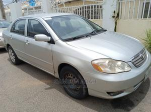 Toyota Corolla 2004 Silver   Cars for sale in Abuja (FCT) State, Lugbe District