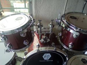 Virgin Quality Drum Set | Musical Instruments & Gear for sale in Lagos State, Ojo