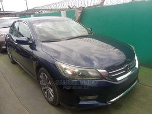 Honda Accord 2013 Blue   Cars for sale in Lagos State, Ifako-Ijaiye