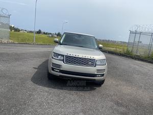 Land Rover Range Rover Vogue 2015 Beige | Cars for sale in Lagos State, Lekki