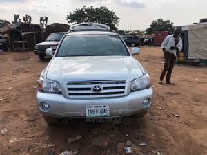 Toyota Highlander 2005 Limited V6 Silver   Cars for sale in Abuja (FCT) State, Wuse 2