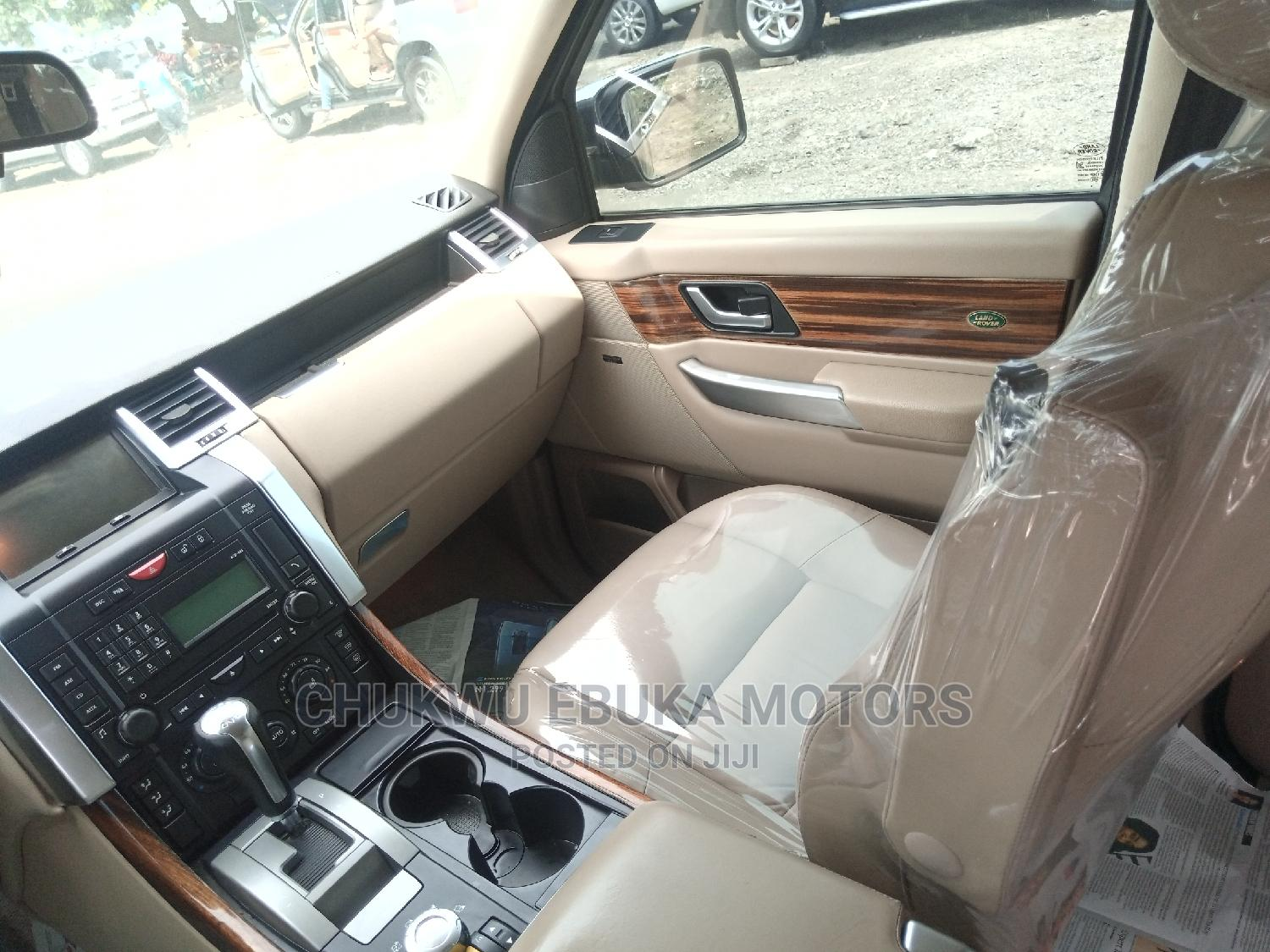 Land Rover Range Rover Sport 2010 HSE 4x4 (5.0L 8cyl 6A) Blue   Cars for sale in Apapa, Lagos State, Nigeria
