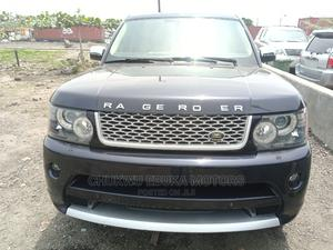 Land Rover Range Rover Sport 2010 HSE 4x4 (5.0L 8cyl 6A) Blue | Cars for sale in Lagos State, Apapa