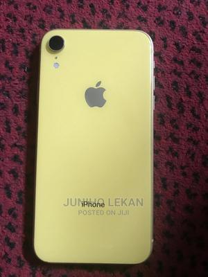 Apple iPhone XR 64 GB Yellow   Mobile Phones for sale in Lagos State, Gbagada
