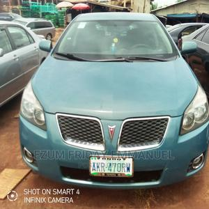 Pontiac Vibe 2009 1.8L Blue | Cars for sale in Ondo State, Akure