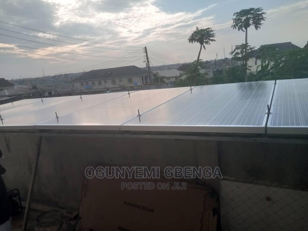 Archive: Solar Installation