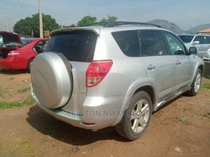 Toyota RAV4 2008 Silver | Cars for sale in Abuja (FCT) State, Kubwa