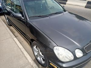 Lexus GS 2003 300 Gray | Cars for sale in Lagos State, Ikeja