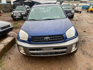 Toyota RAV4 2003 Automatic Blue   Cars for sale in Cross River State, Ikom
