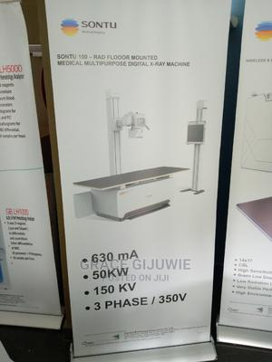 Floor Mounted Xray Machine   Medical Supplies & Equipment for sale in Lagos State, Ikotun/Igando