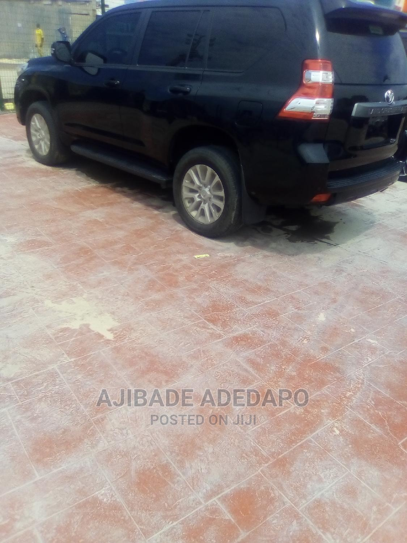 Toyota Land Cruiser Prado 2018 Black | Cars for sale in Ajah, Lagos State, Nigeria