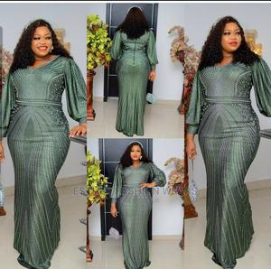 Quality Turkey Female Dinner Long Gown Available in Sizes | Clothing for sale in Lagos State, Ikeja