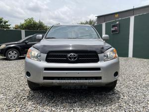 Toyota RAV4 2007 2.0 4x4 Silver   Cars for sale in Lagos State, Ikeja