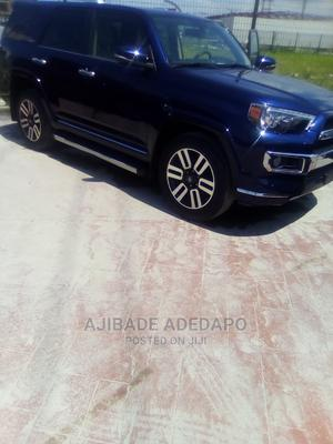 Toyota 4-Runner 2017 Blue   Cars for sale in Lagos State, Ajah
