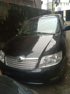 Toyota Corolla 2005 1.8 TS Black   Cars for sale in Lagos State, Isolo