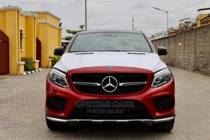 New Mercedes-Benz GLE-Class 2016 Red | Cars for sale in Lagos State, Ikeja