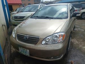 Toyota Corolla 2007 Gold | Cars for sale in Lagos State, Ifako-Ijaiye
