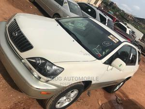 Lexus RX 2000 White | Cars for sale in Lagos State, Egbe Idimu
