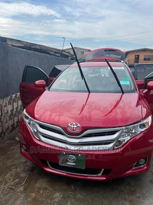 Toyota Venza 2010 AWD Red | Cars for sale in Lagos State, Ikorodu