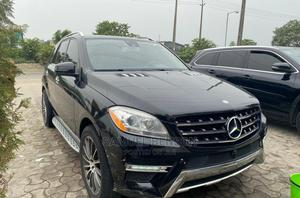 Mercedes-Benz M Class 2014 Blue | Cars for sale in Oyo State, Egbeda