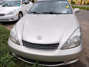 Lexus ES 2002 300 Silver | Cars for sale in Lagos State, Magodo
