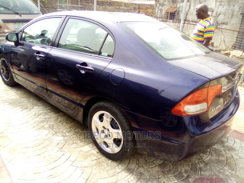 Honda Civic 2009 1.4 Blue   Cars for sale in Amuwo-Odofin, Lagos State, Nigeria