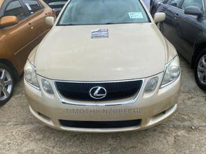 Lexus GS 2006 300 AWD Gold | Cars for sale in Rivers State, Port-Harcourt