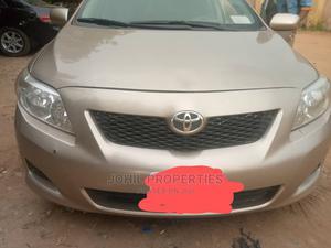 Toyota Corolla 2009 Gold | Cars for sale in Abuja (FCT) State, Gudu