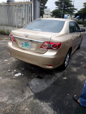 Toyota Corolla 2013 Gold | Cars for sale in Rivers State, Port-Harcourt