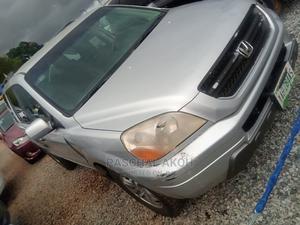 Honda Pilot 2004 EX-L 4x4 (3.5L 6cyl 5A) Silver | Cars for sale in Abuja (FCT) State, Gwarinpa