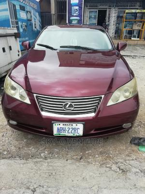 Lexus ES 2007 350 Purple | Cars for sale in Rivers State, Obio-Akpor