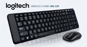 Logitech Wireless Keyboard and Mouse Combo MK220 | Computer Accessories  for sale in Lagos State, Surulere