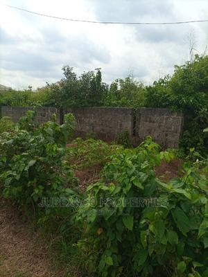 Plot of Land on a Corner Piece With 5 Bedroom Uncompleted   Land & Plots For Sale for sale in Ogun State, Ado-Odo/Ota