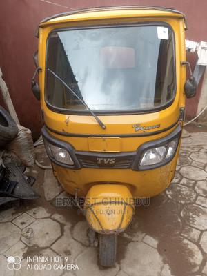 TVS Apache 180 RTR 2019 Yellow   Motorcycles & Scooters for sale in Lagos State, Ejigbo