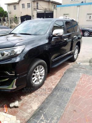 Toyota Land Cruiser Prado 2017 Black | Cars for sale in Lagos State, Abule Egba