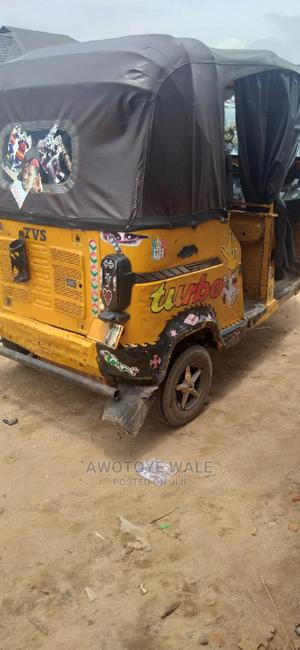 TVS Apache 180 RTR 2003 Yellow | Motorcycles & Scooters for sale in Lagos State, Ikorodu