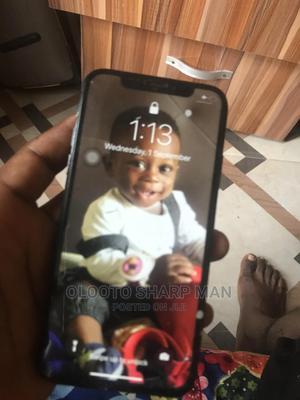 Apple iPhone X 256 GB Black   Mobile Phones for sale in Lagos State, Ajah