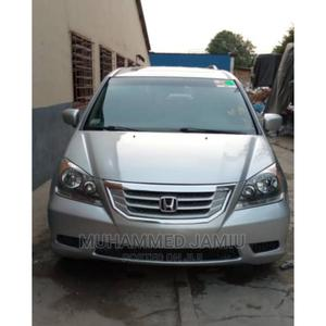 Honda Odyssey 2010 EX-L Silver | Cars for sale in Abuja (FCT) State, Central Business District