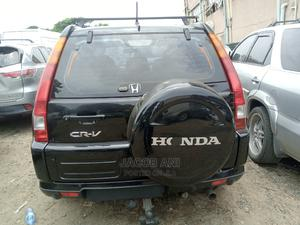 Honda CR-V 2003 EX 4WD Automatic Black | Cars for sale in Lagos State, Apapa