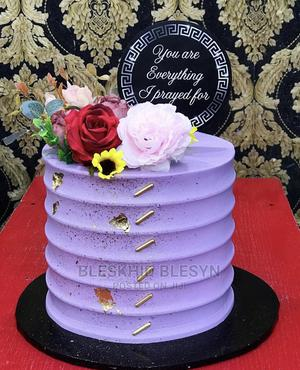 Birthday Cake   Meals & Drinks for sale in Lagos State, Ikeja